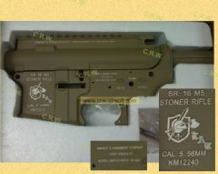 M4 Metal Body - SR16 Tan